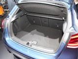 奔驰A级AMG后备箱