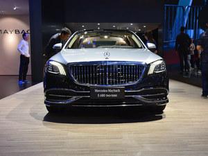 迈巴赫S级昆明新车报价 售价140.88万起