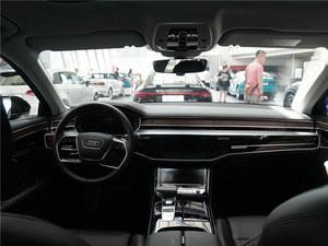 奥迪A8 暂无优惠 现车销售97.78万元