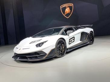 兰博基尼 Aventador
