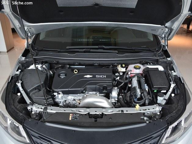 科鲁兹裸车价格 上海地区优惠3.85万元