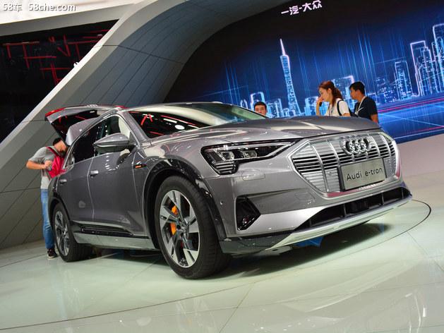 奥迪大力发展电动车技术 投资140亿欧元