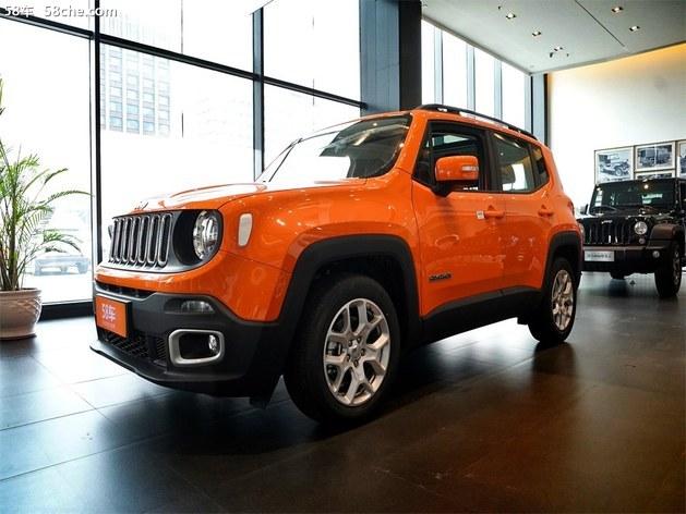 Jeep自由侠天津7月报价 优惠高达1.2万