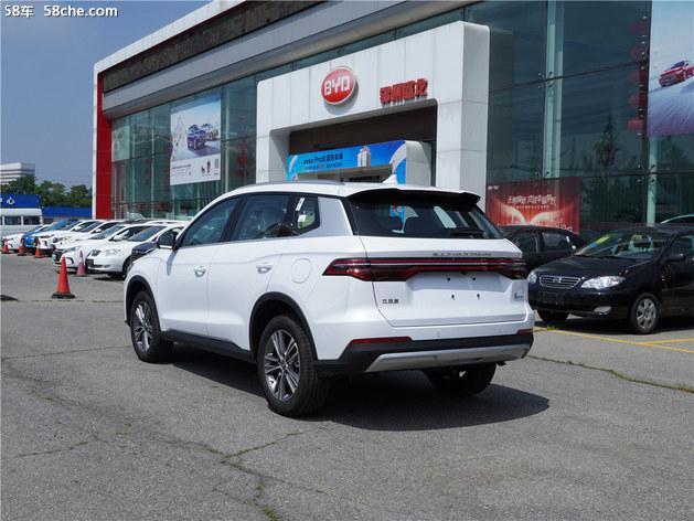 宋Pro现车火热促销中 目前售价8.98万起