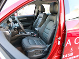 马自达CX-5前排空间