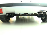 雪铁龙C3-XR尾排特写