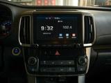 现代ix35中控台