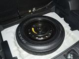 现代ix35备胎