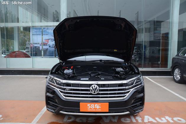 大众途锐裸车价格 上海地区优惠8.1万