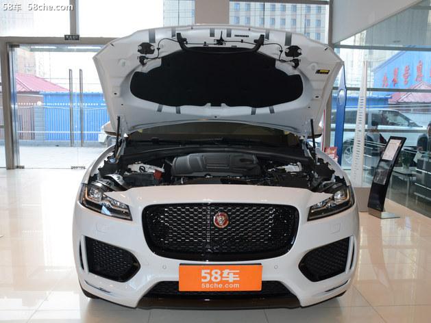 捷豹F-PACE优惠15.75万上海地区热销
