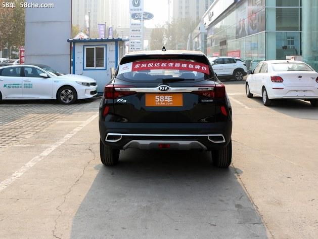 起亚KX3裸车价格 上海现车优惠1.2万
