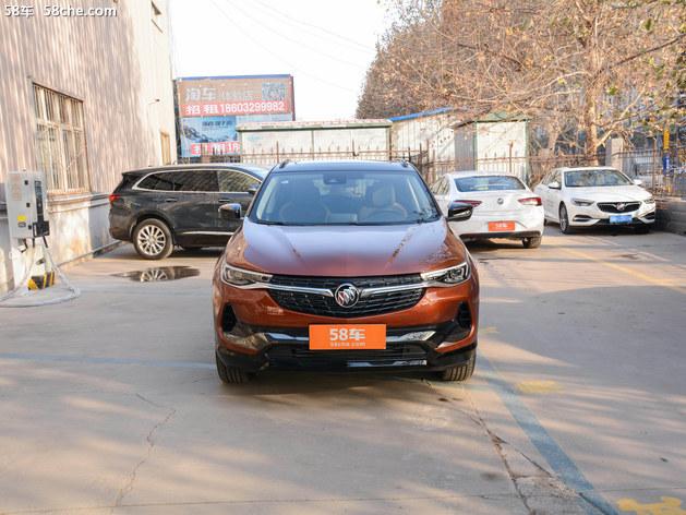 昂科拉上海4S店报价 现车优惠2.5万元