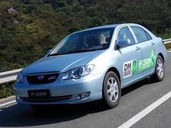 2008款 比亚迪F3 DM 双模电动车