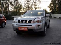 2008款 奇骏 2.5L XL豪华版MT4WD