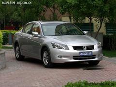 2008款 雅阁 2.4 EX Navi