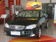 2008款 比亚迪F3 1.5白金版豪华型GLX-i