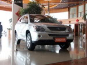 2007款 雷克萨斯RX 400h