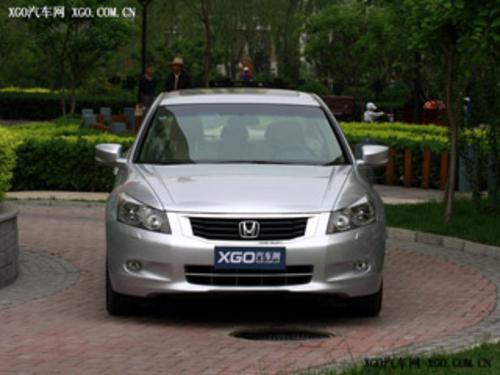2008款 雅阁 2.0 EX Navi