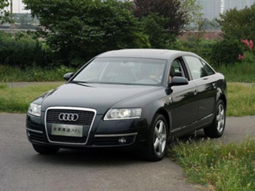 2008款 奥迪A6L 2.4 尊贵型