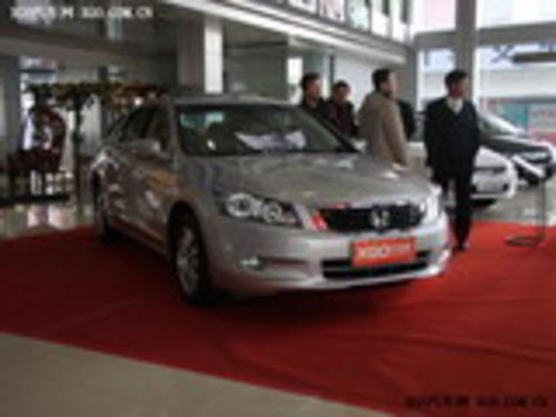 2008款 雅阁 2.0 EX