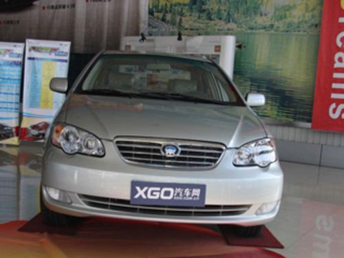 2008款 比亚迪F3 1.5白金版旗舰型GLX-i NAVI