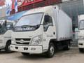 时代小卡之星 小卡之星Q2 112马力 汽油 3.3米单排厢式轻卡(BJ5032XXY-B4)