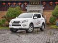 2017款 五十铃mu-X牧游侠 3.0T 四驱自动尊享型 5座