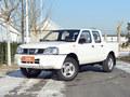 2013缓 日产D22 2.4L汽油四驱标准型