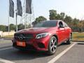 2019款 奔驰GLC(进口) 改款 GLC 260 4MATIC 轿跑SUV