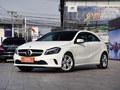 2018缓 奔驰A级(进口) A 200 振奋型