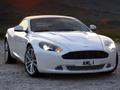 2011款 DB9 6.0 Touchtronic Coupe