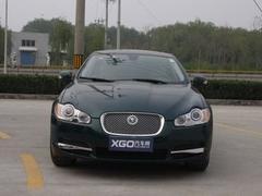 2009款 捷豹XF XF 4.2L SV8机械增压版