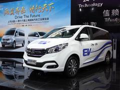 2016款 上汽大通EG10 纯电动精英版