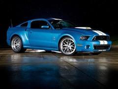 2013款 野马 Shelby GT500 Cobra