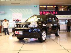 2009款 奇骏 2.5L XV 旗舰版 CVT 4WD