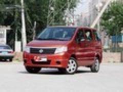 2013款 帅客 改款 1.6L 手动舒适型7座 国V