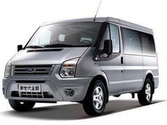 2017款 新全顺 2.0T汽油厢式运输车短轴低顶