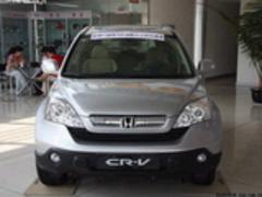 2007款 CR-V 2.0四驱自动经典版
