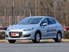 2013款 标致308 1.6L 手动风尚型