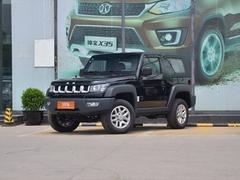 2017款 北京BJ40 40L 2.3T 手动四驱环塔冠军版