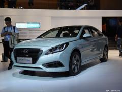 2016款 索纳塔九 2.0L hybrid HL豪华型