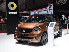 2016款 smart forfour 1.0L 52千瓦激情版