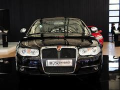 2012款 荣威750 1.8T 750 HYBRID混合动力版AT