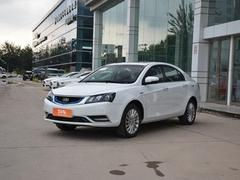 2016款 帝豪EV 三厢 EV 精英型