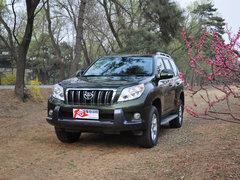 2010款 普拉多 4.0L TX