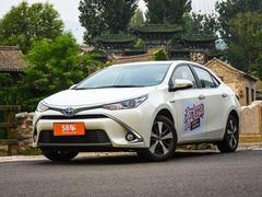 2017款 雷凌 1.2T E CVT新锐版