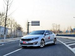 2011款 起亚K5 2.4L Premium AT