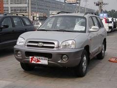 2009款 圣达菲 2.7 汽油四驱自动豪华型