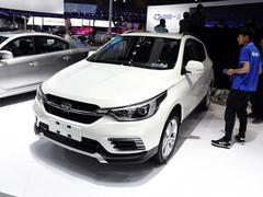 2017款 骏派D60 1.8L 自动豪华型