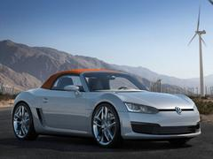 2009款 BlueSport Concept 海外版